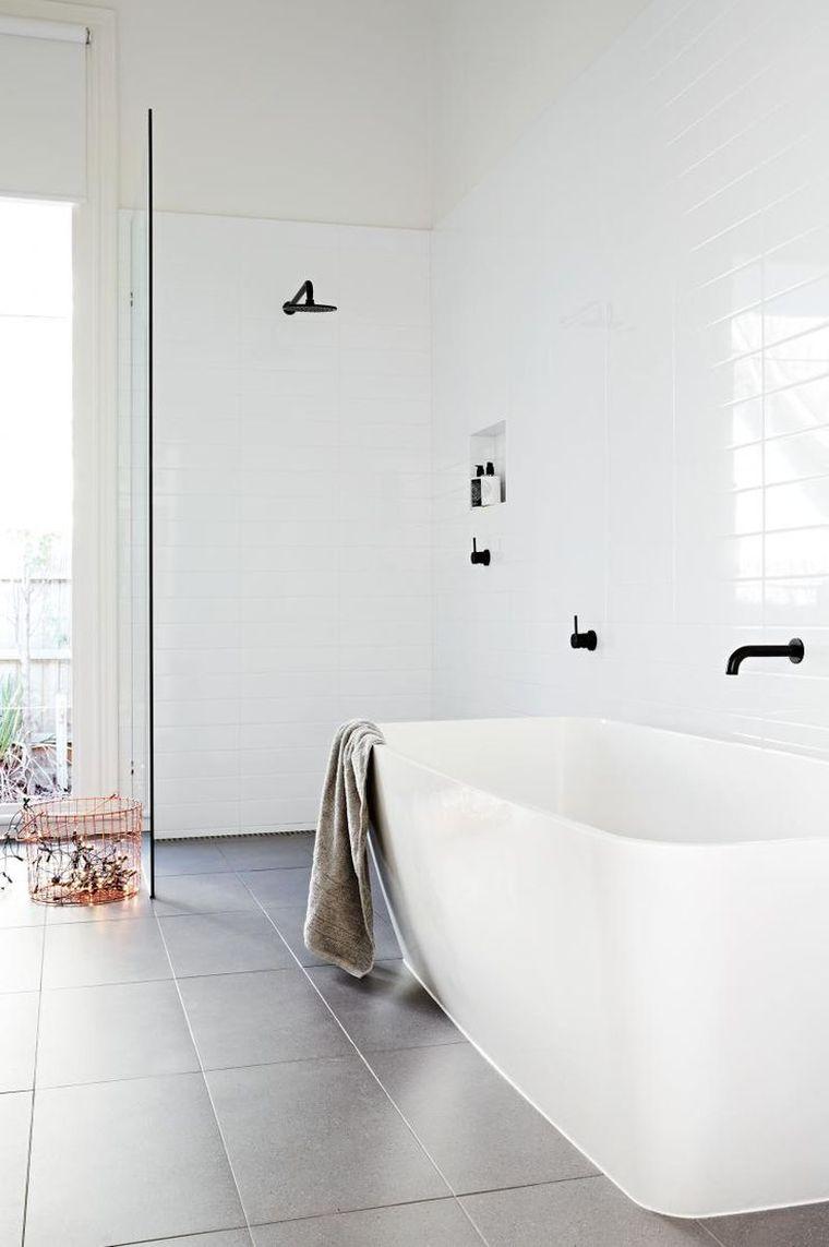 bonitas fotos de baños