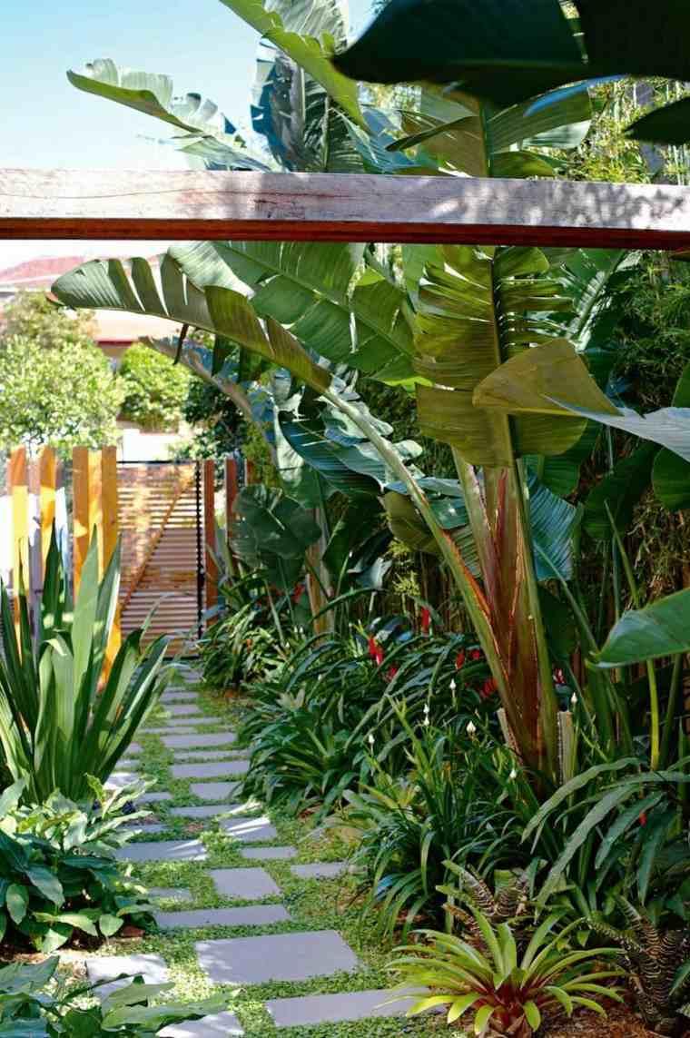 fotos de terrazas y jardines