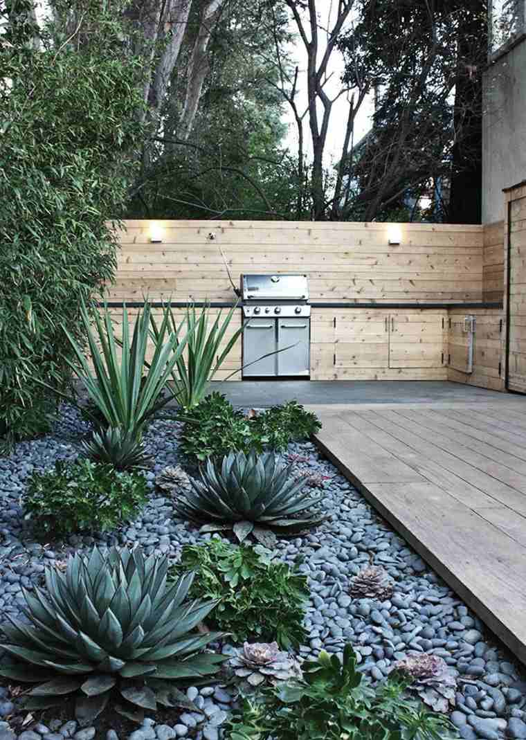 fotos de jardines modernos de Pinterest