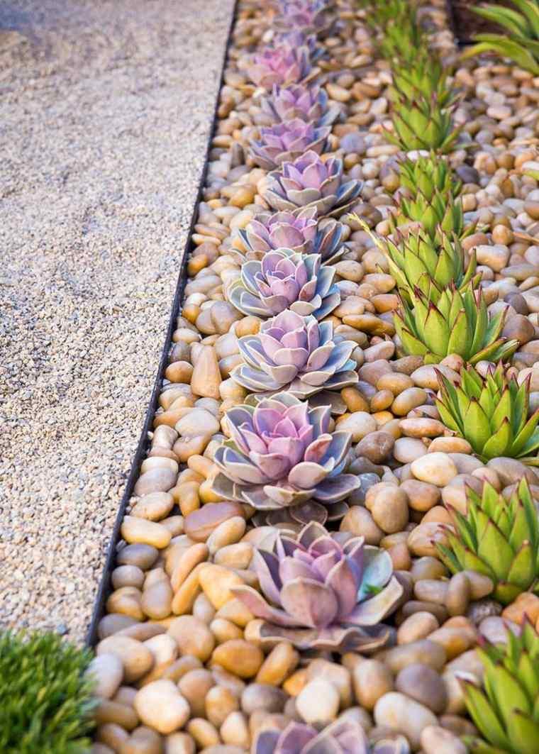 imágenes de terrazas y jardines de Pinterest
