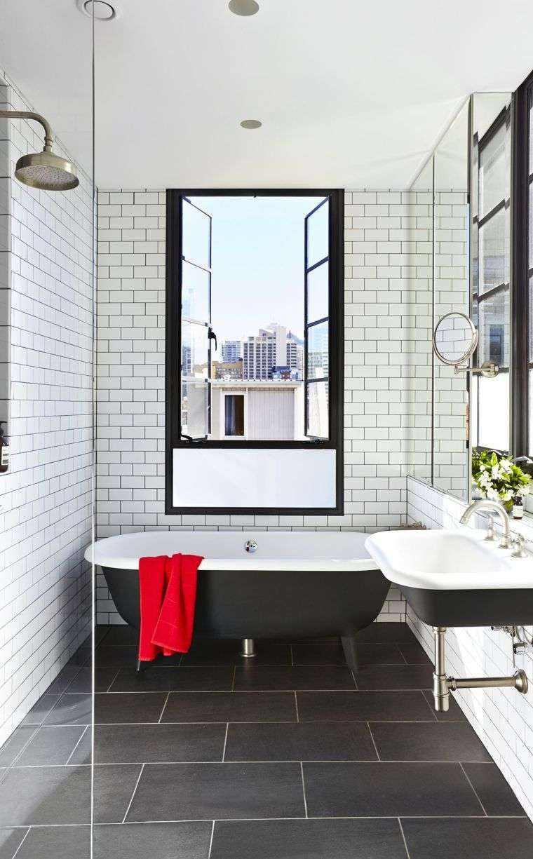 fotos de baños modernos