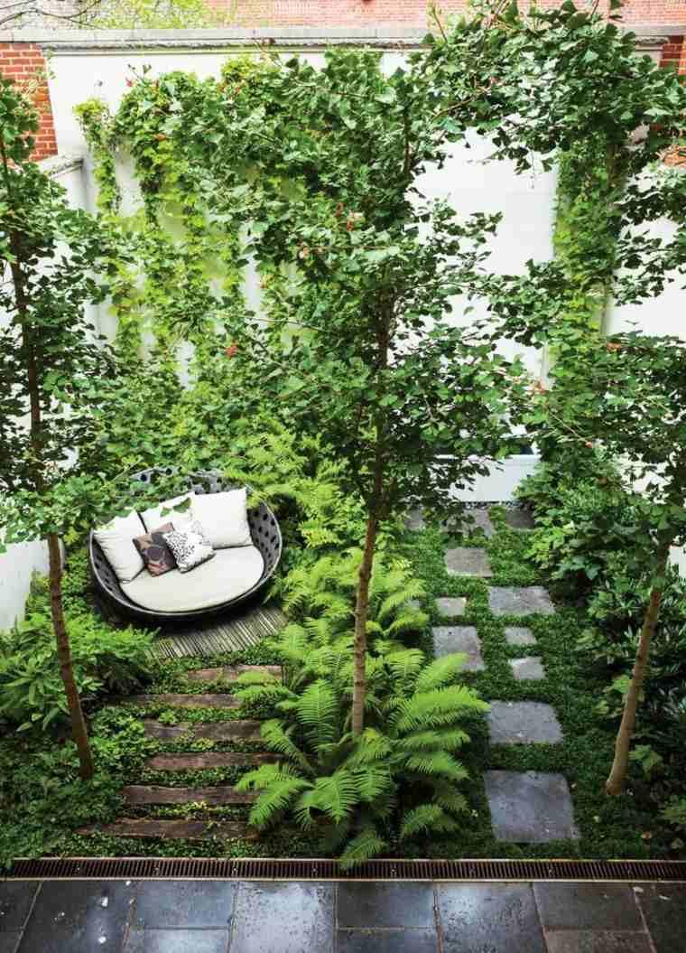 Las mejores fotos de jardines en pinterest rec rrelas e for Decoracion de jardines interiores modernos