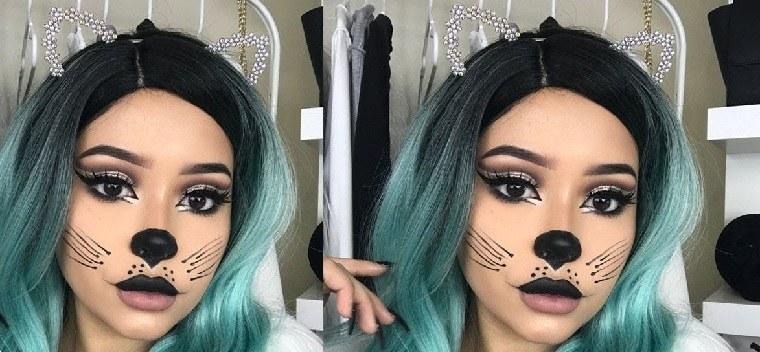 maquillaje-fiesta-halloween-gato-opciones