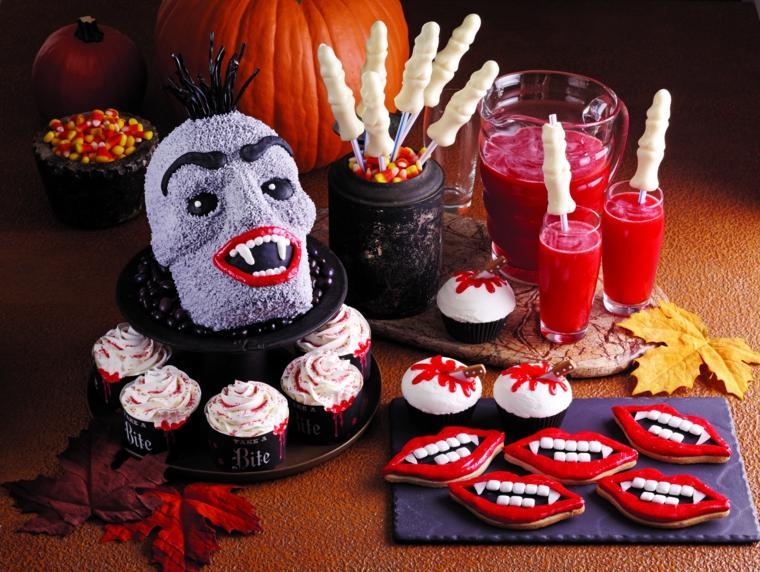 dulces para Halloween