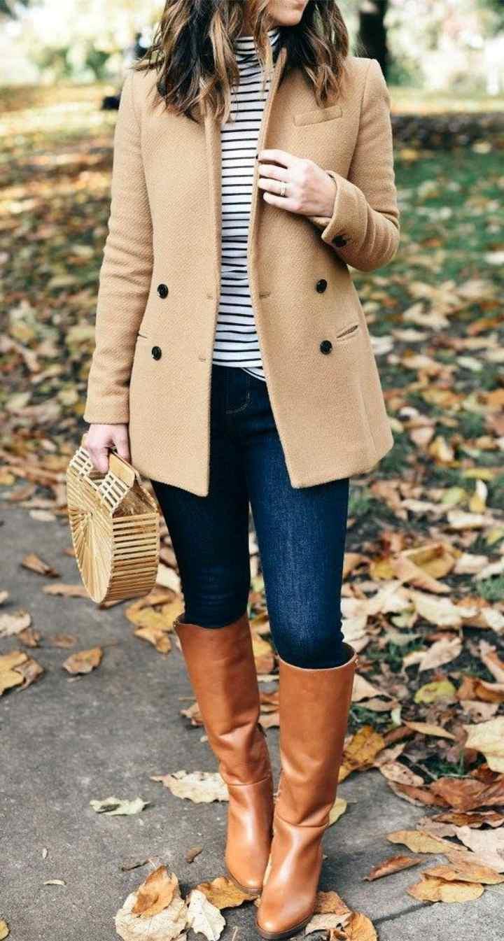 moda otoño invierno estilo fresco