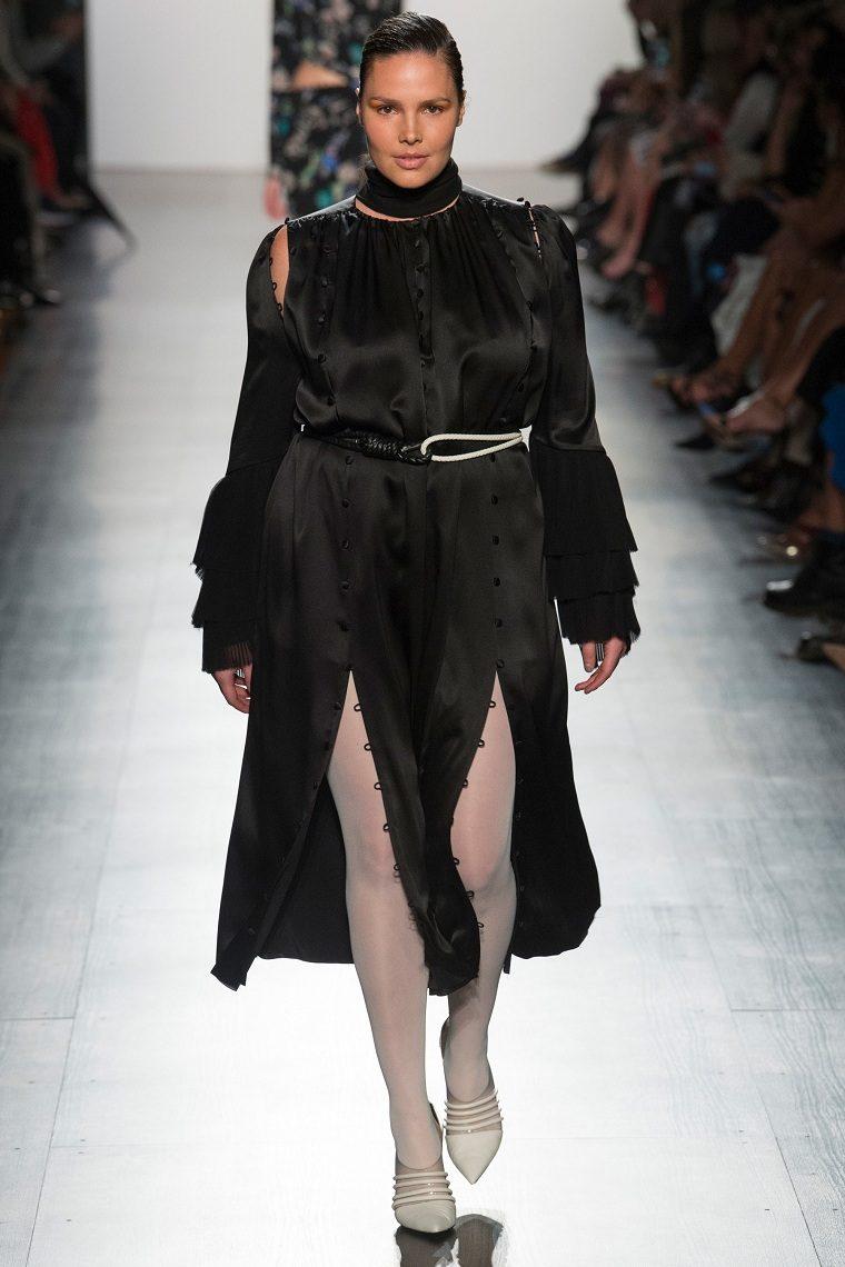 moda-tallas-grandes-opciones-Candice-Huffine-Prabal-Gurung