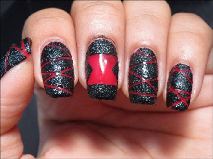 modelos especiales elegantes uñas