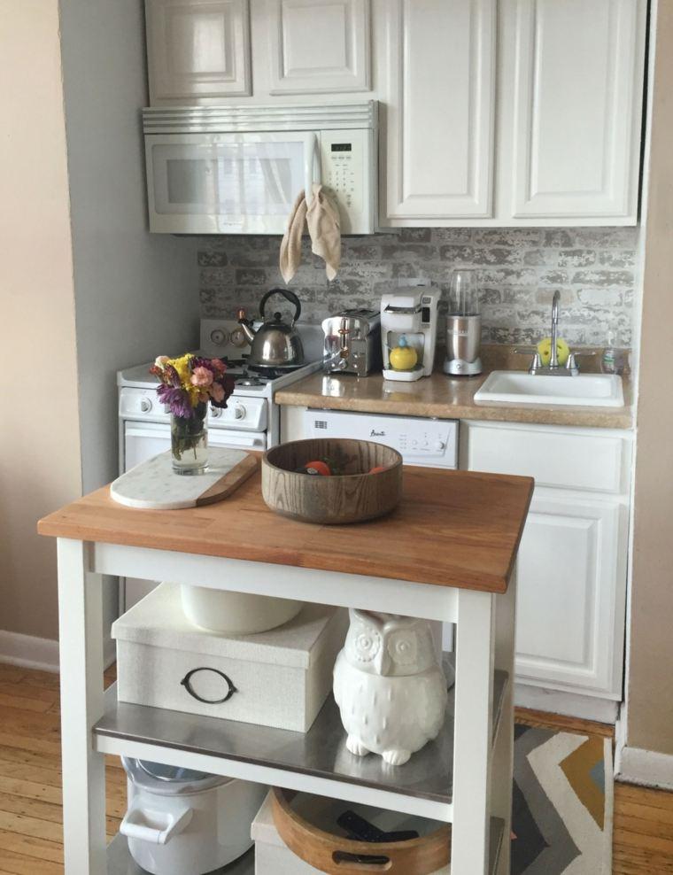 muebles-cocinas-pequenas-opciones-isla