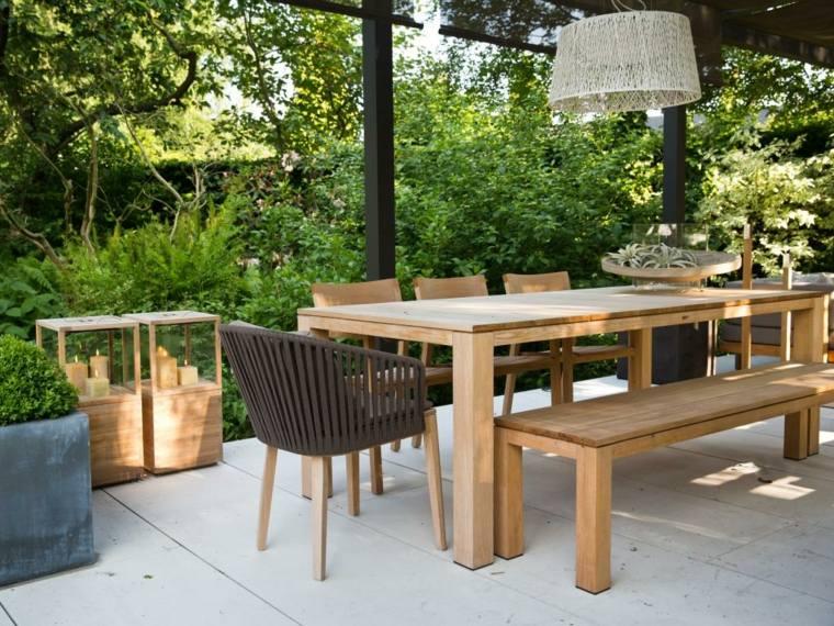 muebles-de-madera-ideas-opciones-bajo-pergola