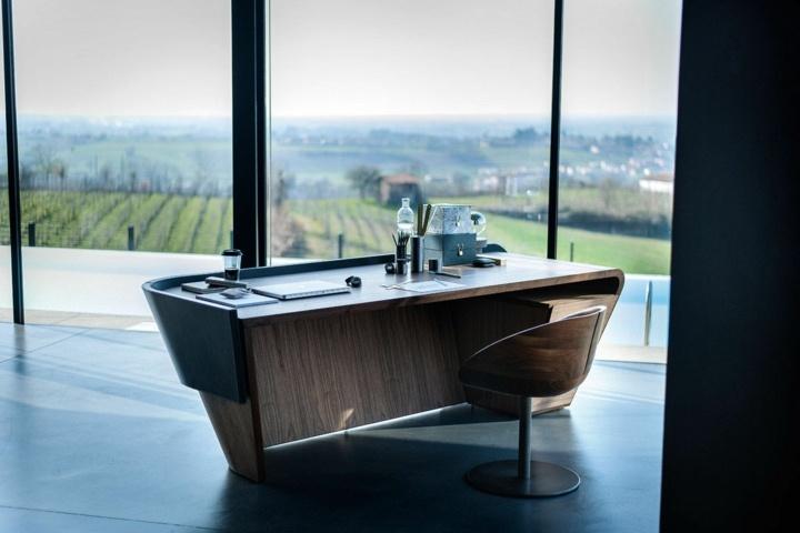 muebles modernos diseño escritorio