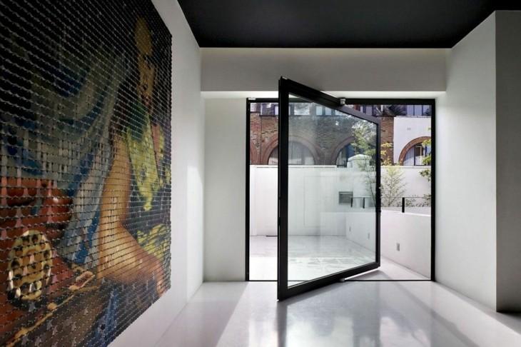 murales paredes simples estilos