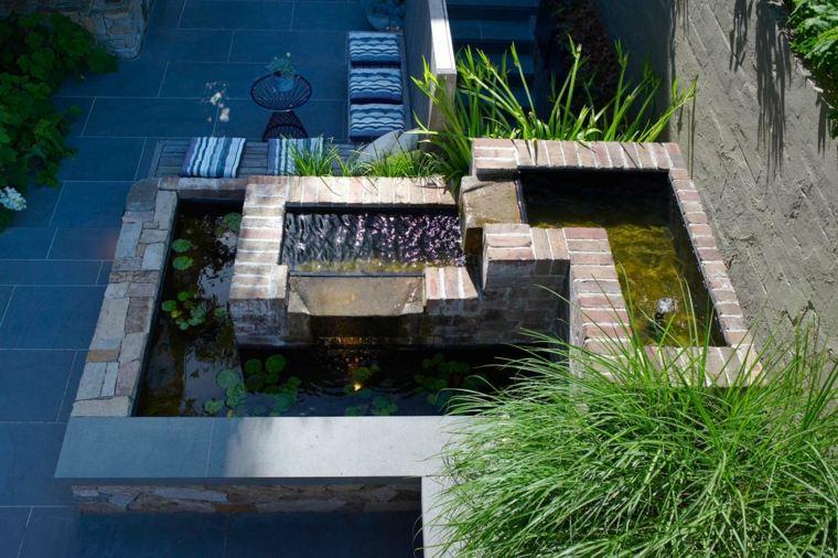 opciones-estanque-jardin-niveles-estilo-moderno