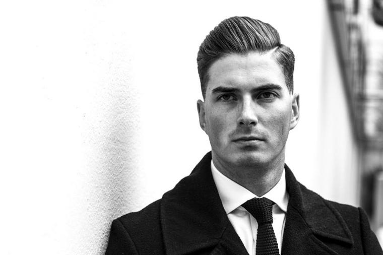 Peinados De Hombre Y Cortes De Pelo Modernos Para El 2018 - Peinados-hombre-pelo-liso