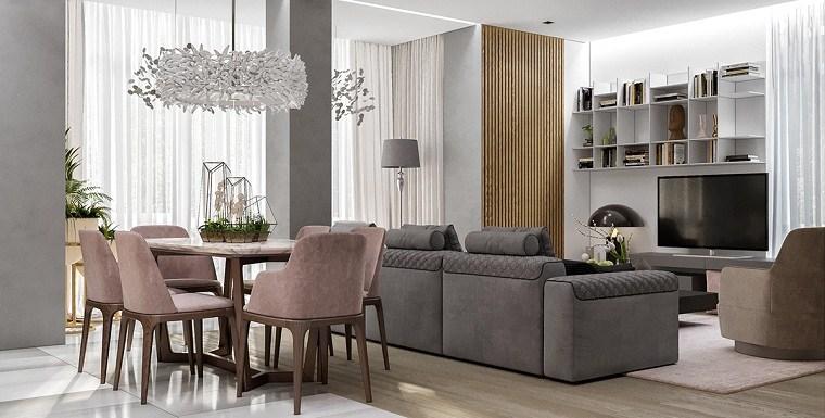 paneles-decorativos-salon-madera-espacios-abiertos
