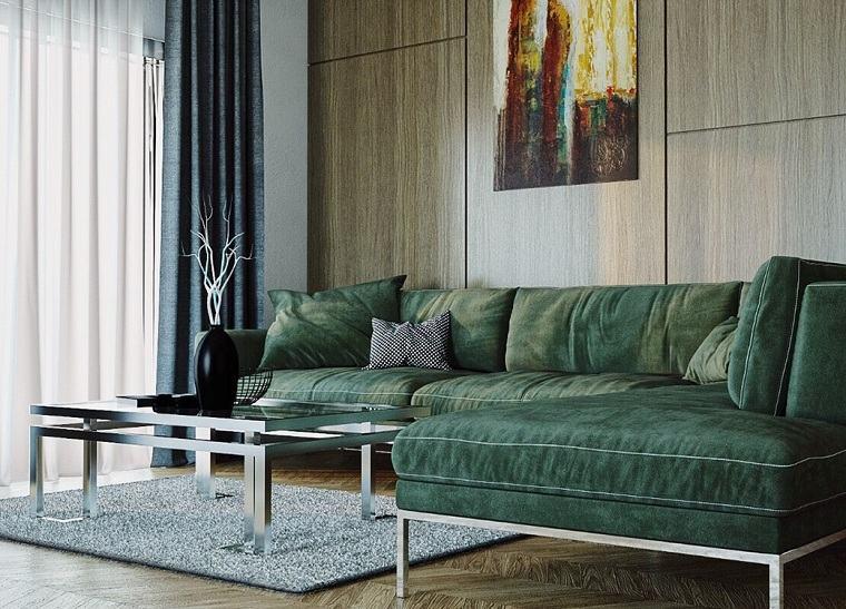 paneles-decorativos-salon-madera-estilo-moderno