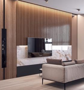paneles-decorativos-salon-madera-opciones-estilo-moderno