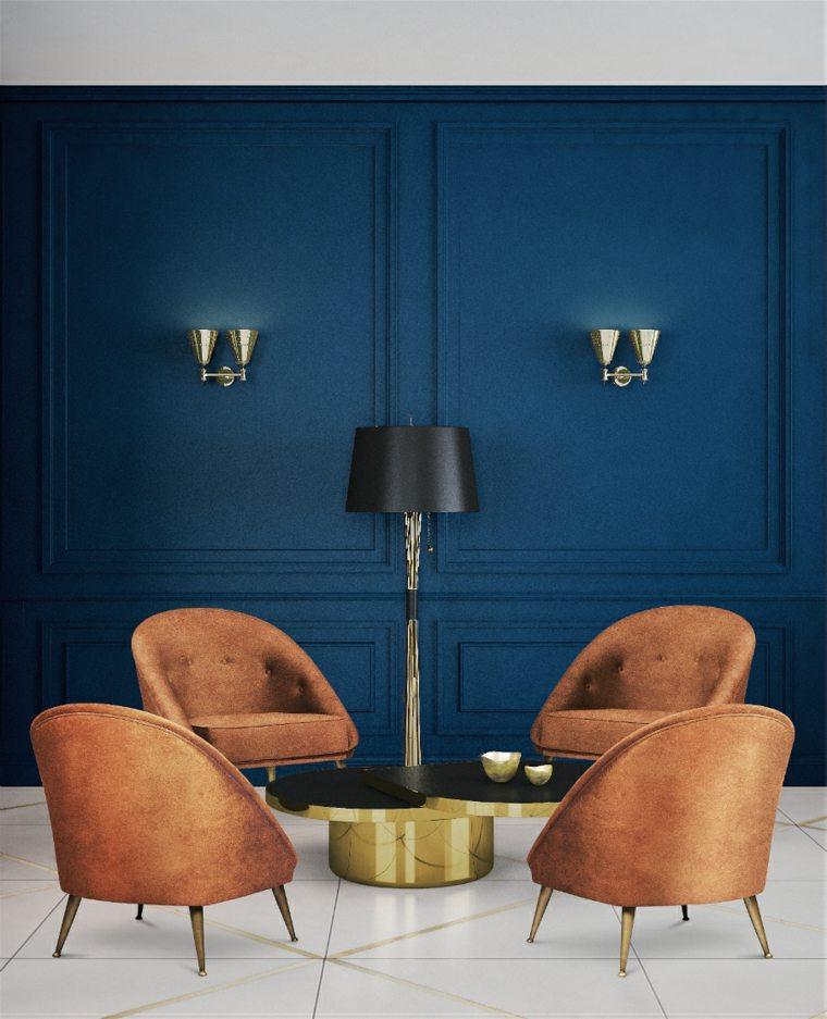 ideas para decorar una sala de estar moderna
