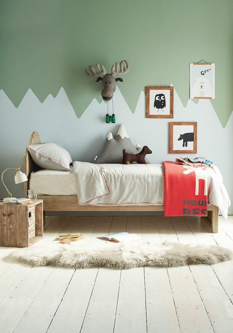 ideas para habitaciones infantiles originales