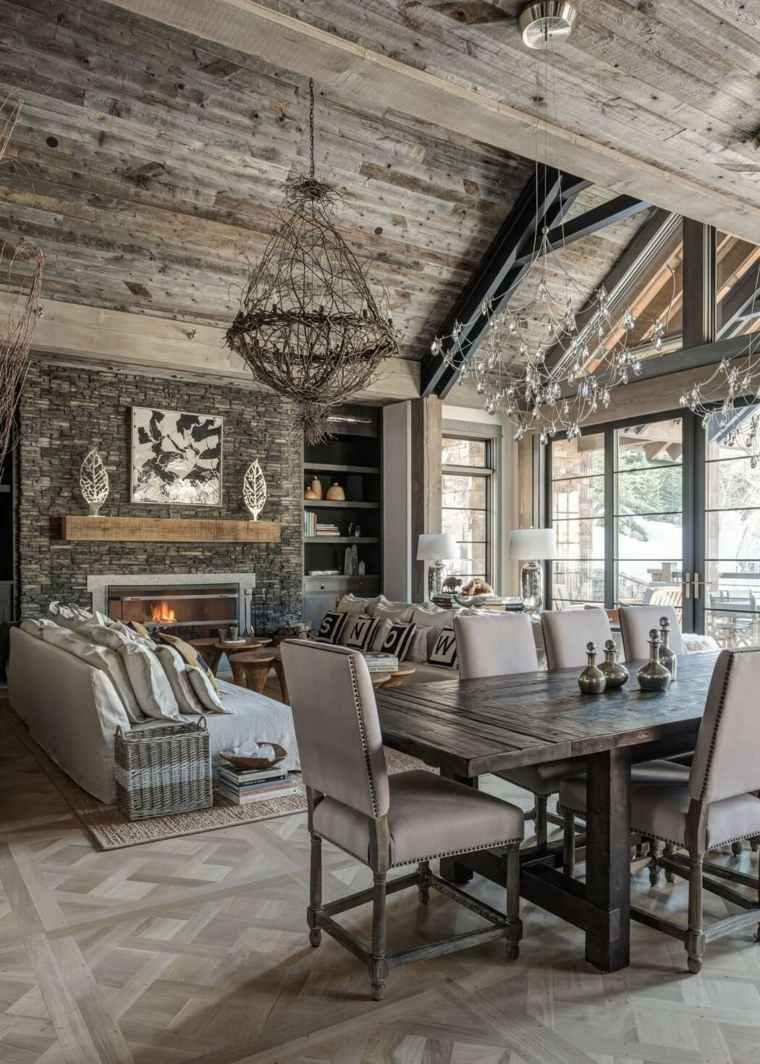 paredes-bellas-detalles-rusticos-salon-casa-moderna
