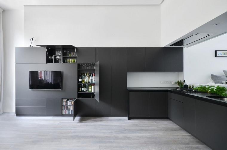 paredes-blancas-muebles-grices-cocina