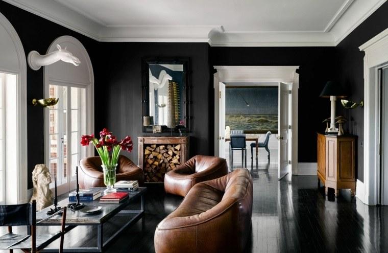 paredes-pintadas-negro-salon-ventanas-blanco