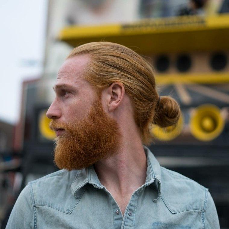 original peinado hipster para hombre