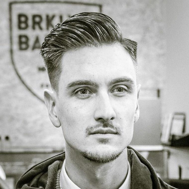 peinado hipster para hombre
