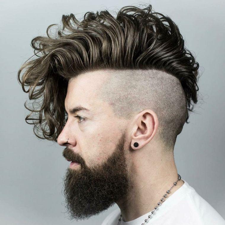 Peinados de hombre y cortes de pelo modernos para el 2018 - El mejor peinado del mundo para hombres ...