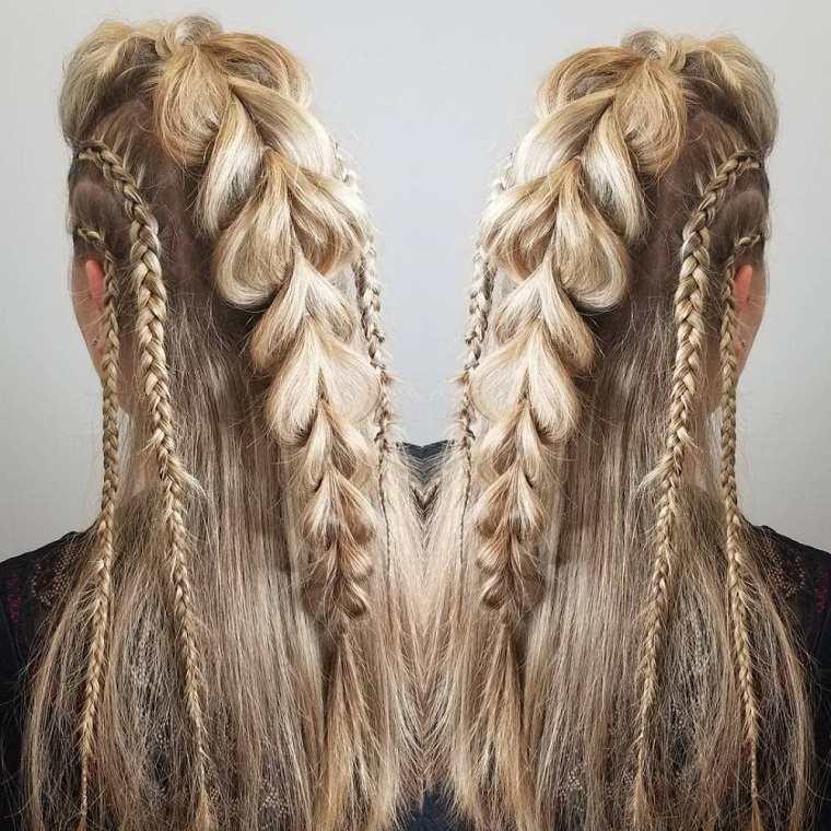 peinados fáciles juego-de-tronos-Cersei-Lannister-ideas