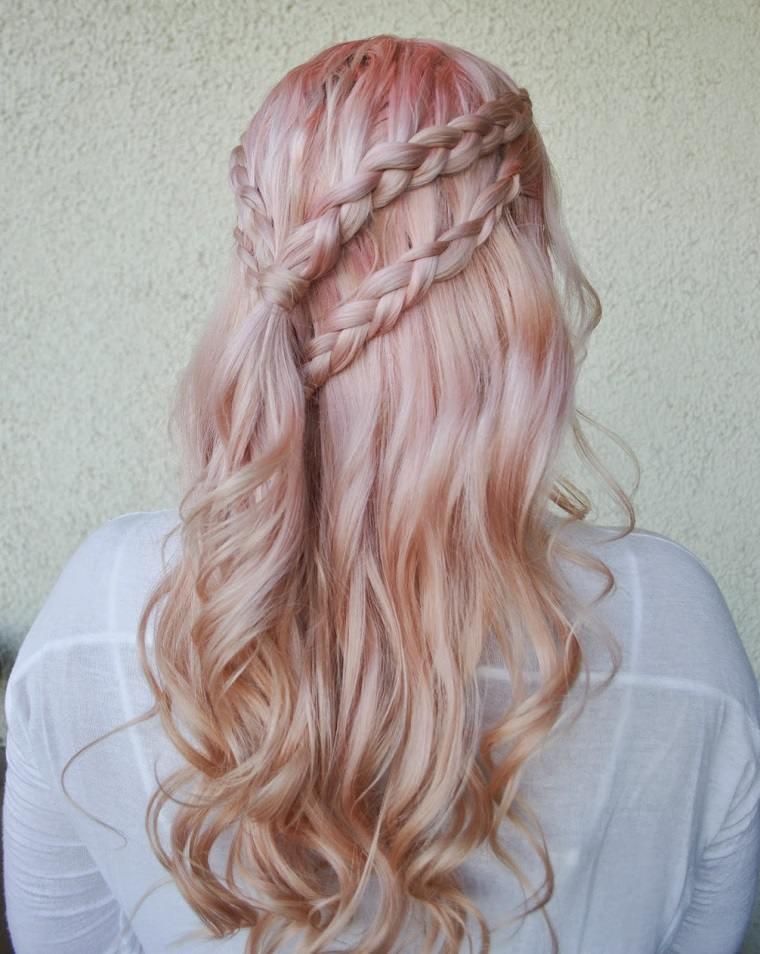 peinados fáciles -juego-de-tronos-daenerys