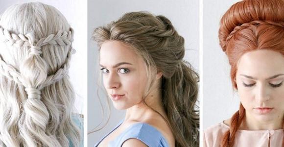 Peinados fáciles inspirados de la serie Juego de Tronos