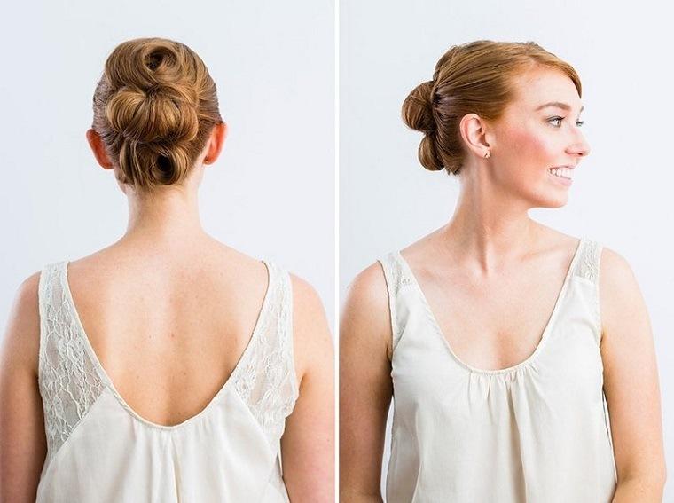 peinados fáciles paso a paso-ideas-cabello-femenino-estilo
