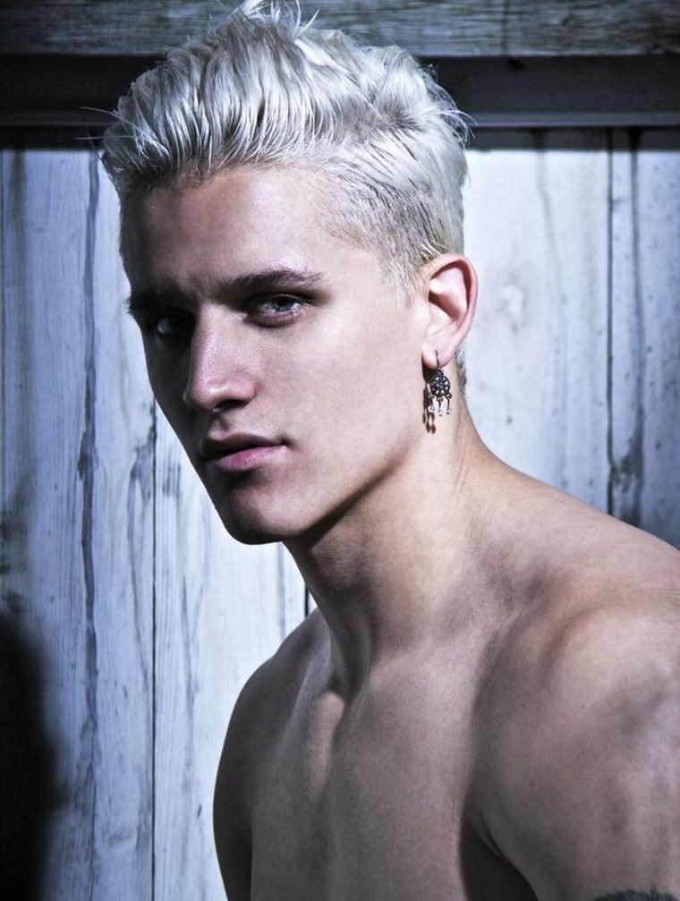 peinados y cortes de cabello para hombre