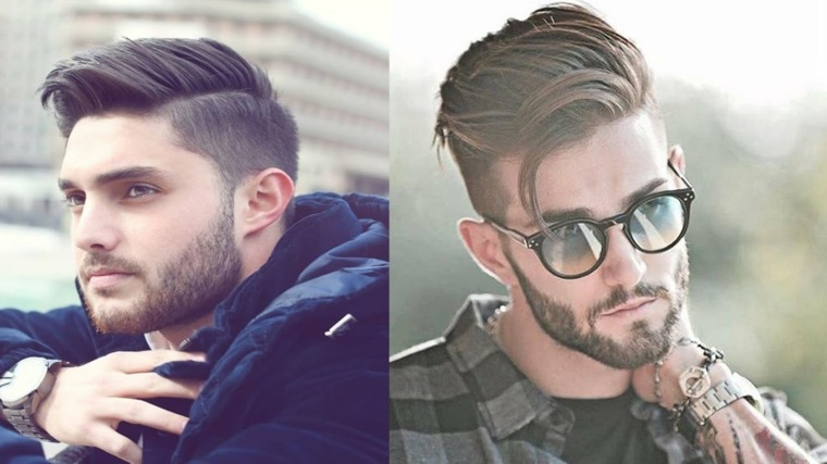 peinados y cortes de cabello para chico