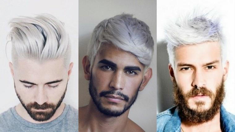 peinados para rubios
