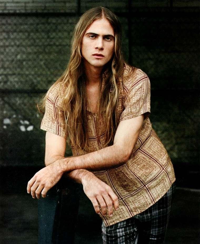 Espectacular pelo largo hombre peinados Colección de estilo de color de pelo - Peinados para pelo largo y cortes modernos para los hombres
