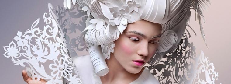 peluca de Asya Kozina
