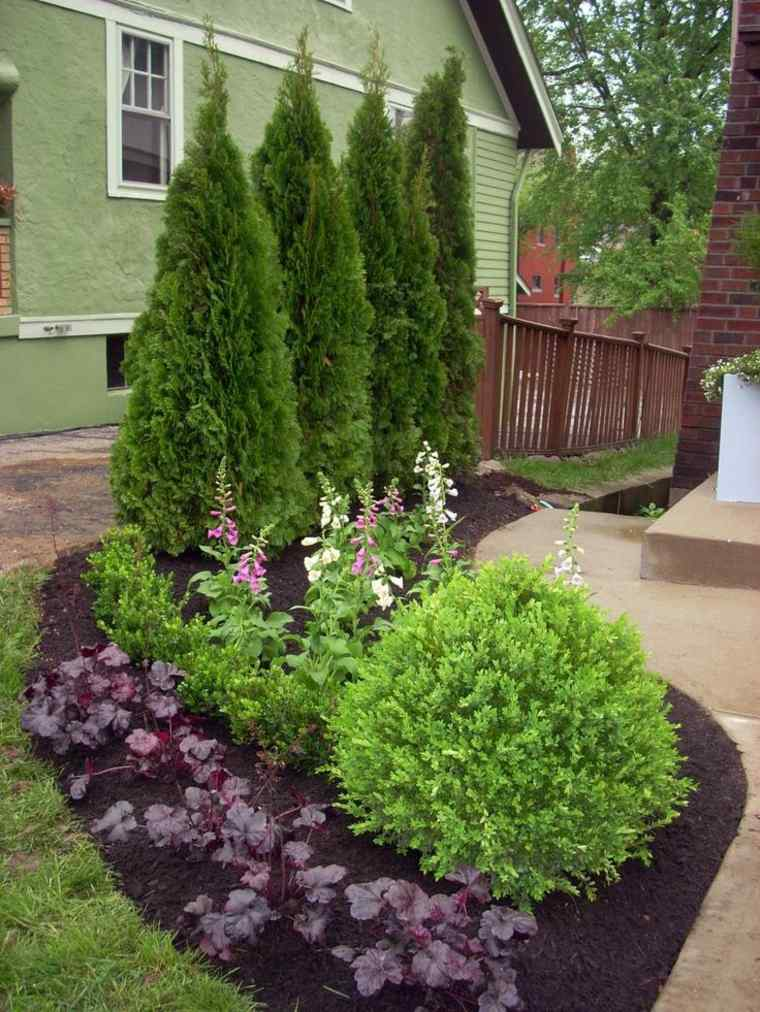 fotos de terrazas y jardines de Pinterest