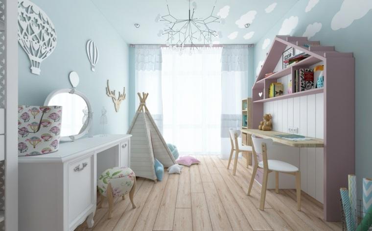 diseño de dormitorio de Ira Harbaruk