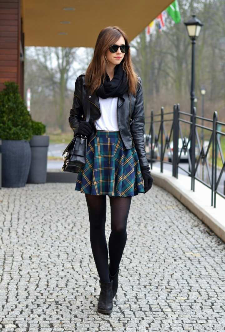 ropa de mujer medias altas