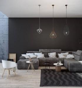 salon-amplio-pared-negra-estilo-moderno