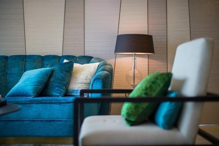 decorar una sala de estar moderna