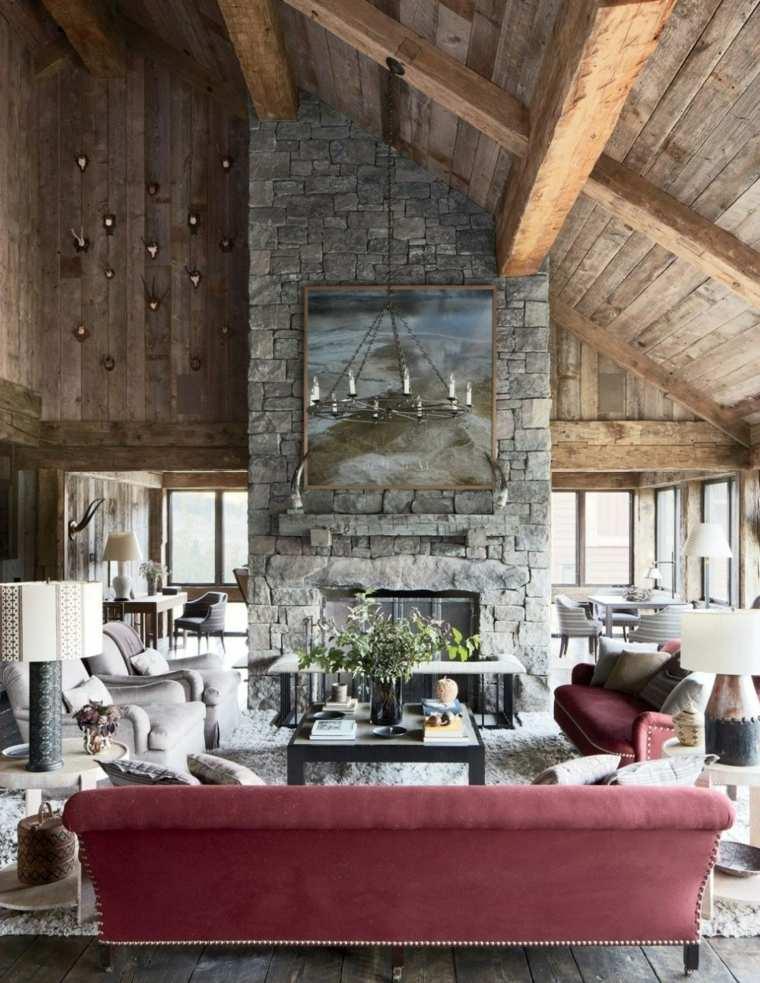 salon-rustico-opciones-originales-muebles-colores