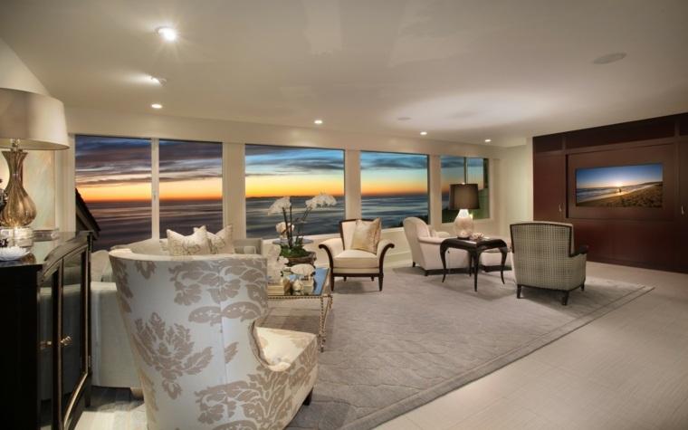 diseñar y decorar interiores de yates lujosos