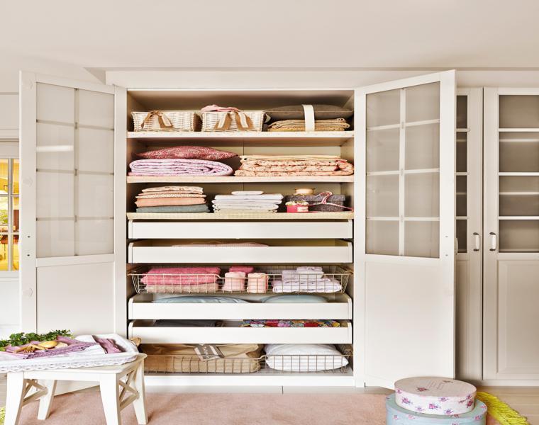 ideas para organizar armarios