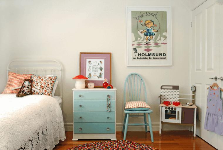 decorar las paredes de las habitaciones