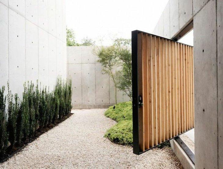 sistemas puertas pivotantes modernas
