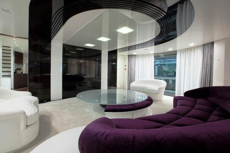 ideas para diseñar y decorar interiores lujosos