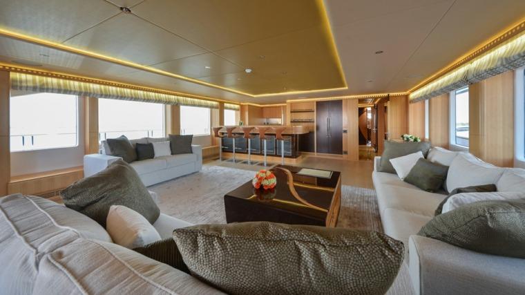 bonito diseño de interior
