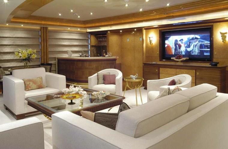 diseñar y decorar interiores elegantes